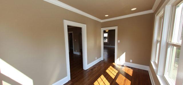 345 Ridgeway Road, Lexington, KY - Residential Remodel ©2016 Benezet & Associates