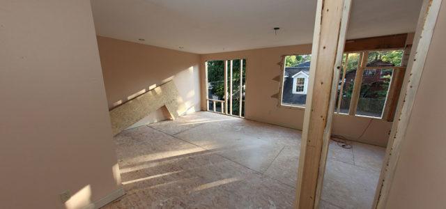 230 Chenault Road, Lexington, KY - Residential Remodel ©2016 Benezet & Associates