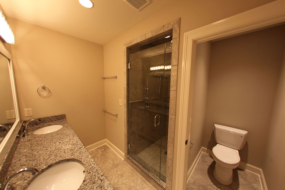 Chenault Road Lexington Kentucky Benezet Associates - Bathroom remodeling lexington ky