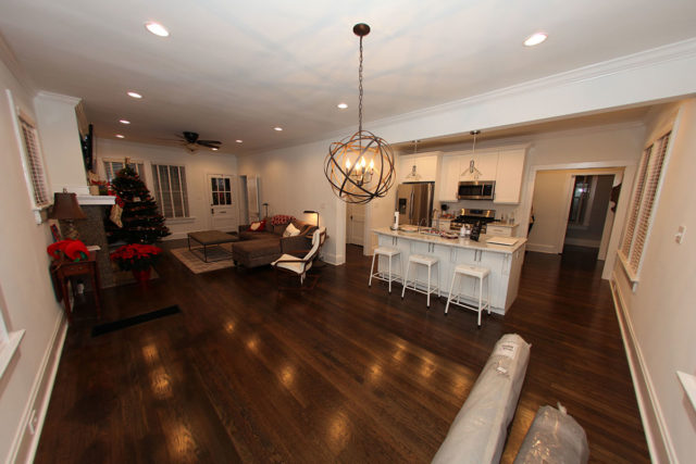 1410 Cochran Road, Lexington, KY - Residential Remodel ©2016 Benezet & Associates