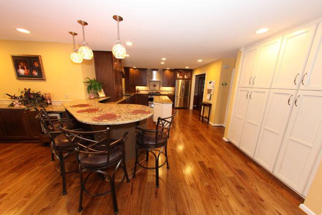 3640 Hartland Parkside Place, Lexington, KY - Residential Kitchen Remodel ©2016 Benezet & Associates