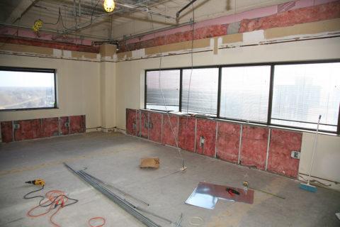 World Trade Center Kentucky, 15th Floor, Lexington, KY - Commercial Remodel ©2016 Benezet & Associates