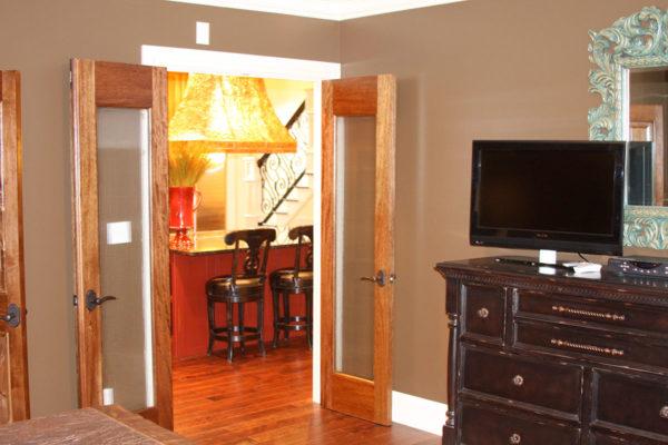 Andover Condominium, Lexington, KY - Residential Remodel ©2016 Benezet & Associates
