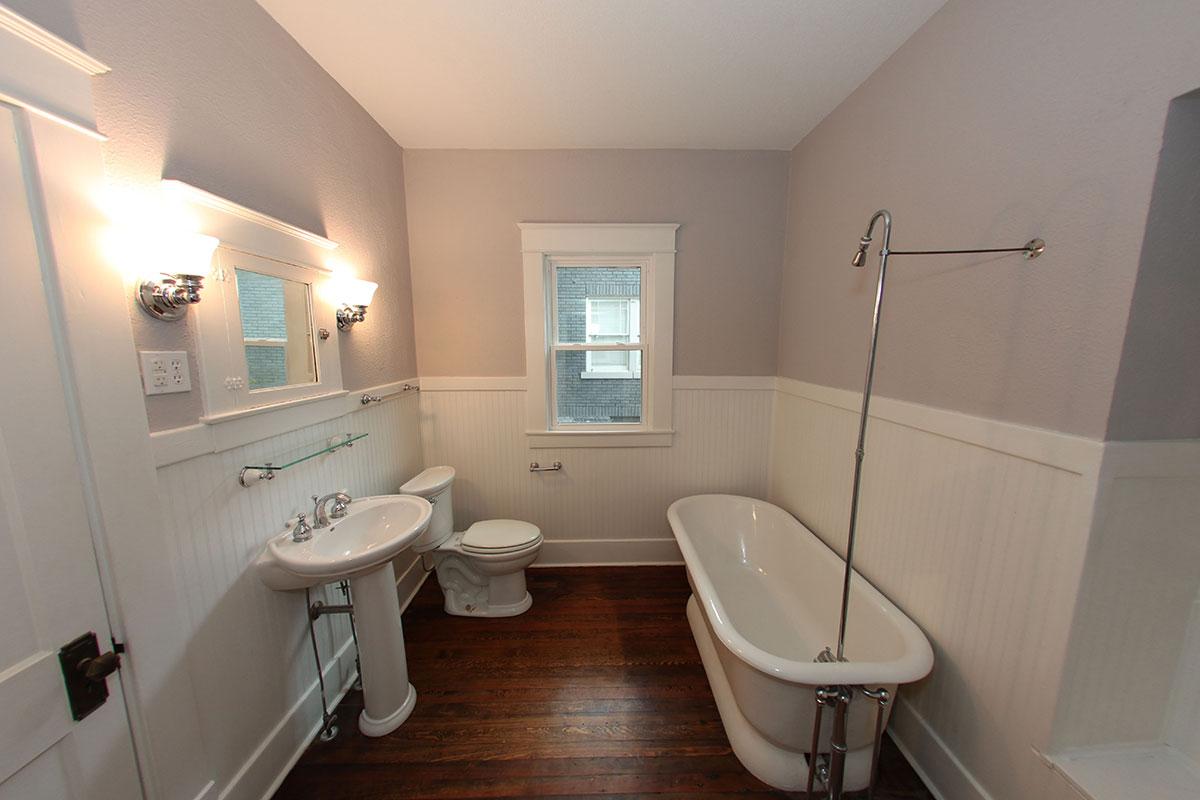 Victory Avenue Lexington Kentucky Benezet Associates - Bathroom remodel lexington ky
