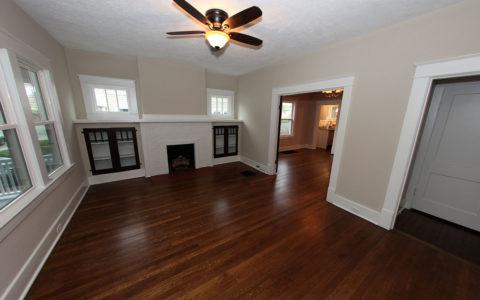 141 Victory Avenue, Lexington, KY - Residential Remodel ©2016 Benezet & Associates