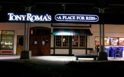 Tony Roma's - Commercial Remodel