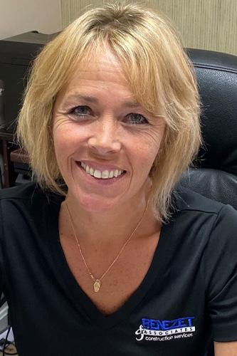 Leslie Edwards - Office Manager/Assistant